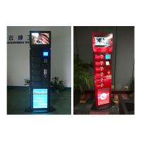 Wholesale LCD Advertising Display Mobile Charging Kiosk Electronic Locker System from china suppliers