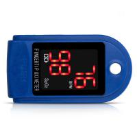 Wholesale Fingertip Pulse Oximeter Diagnostic-tool Digital SpO2 PR PI Heart Rate Monitor Blood Oxyge from china suppliers