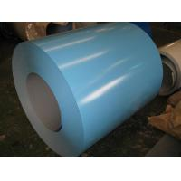 Wholesale ALUZINC Pre Painted Steel Coil Width Within 1250mm ASTM Grade , PPGI Sheet from china suppliers