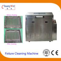 Wholesale Rotate Spray Clean and Rinse Wave Solder pallet washing machine PLC procedure control from china suppliers
