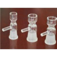 Wholesale Sizes of Borosilicate Glass Bowl Glass Joint  Glass Adapters for Bongs Rigs Water Pipes from china suppliers