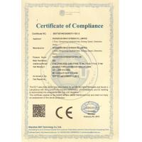 Shenzhen SMX Display Technology Co.,Ltd Certifications