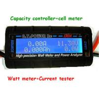 Wholesale Golden sell 150A Digital DC Inline Watt Meter and Power Analyzer with the best factory price from china suppliers