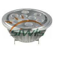 Wholesale G53 GU10 AR111 LED Lamp Energy Saving 9 w , 12 Volt 60 Degree 900lm from china suppliers