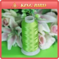 Wholesale High Tenacity Glow in Dark Machine Embroidery Bobbin Threads from china suppliers