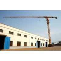 Wholesale High Performance Tower Crane Equipment 12t Max Lifting Load 50m Lifting Height from china suppliers
