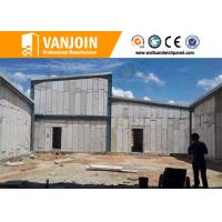 Wholesale Waterproof Composite Panel Board / prefabricated building panels 100mm Thickness from china suppliers