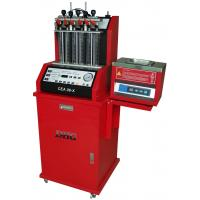Wholesale Auto Diagnostic Fuel Injector Cleaning Machine , 6 Cylinders 220V from china suppliers
