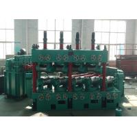 Wholesale Carbon Steel Pipe Straightening And Cutting Machine 22 * 2 KW With 600 Mpa High Speed from china suppliers