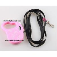 Wholesale Pet Dog Leash Retractable Dog Collar Leash from china suppliers