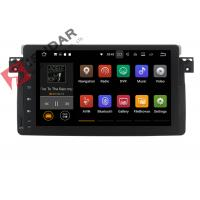 China BMW E46 Car Stereo Multimedia Player System Android 7.1.1 BMW 3 Series Navigation on sale