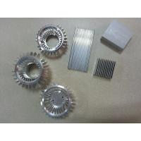 Heat Sink Extruded Aluminum Shapes Custom Precision Machined Components