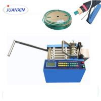 Wholesale Automatic heat  shrink sleeve cutting machine, shrink sleeve cutter machine from china suppliers