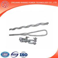 Buy cheap high quality Preformed Guy Grip Dead-End Helical Tension Clamp For Adss/Opgw Fiber Cable from wholesalers
