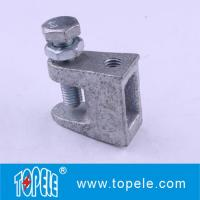 Wholesale Malleable Iron Beam Clamps, Pipe Fitters Galvanized Top Universal Beam Clamps OEM from china suppliers