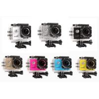 Wholesale Small Portable Underwater Waterproof Sports Action Camera 1080P 30FPS High Resolution from china suppliers
