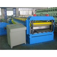 Wholesale Automatically Silo Metal Roll Forming Machine by Gear with Hydraulic Cutting System from china suppliers
