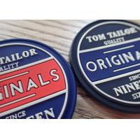 Wholesale High Quality Customized Garment Labels 3D PVC Rubber Silicon Bag Label Patch from china suppliers