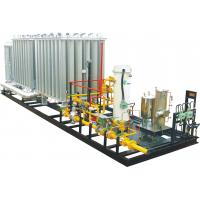 Wholesale Outdoor Small Modularity Regulating Metering LNG Skid Mounted Equipment 0.2-3MPa from china suppliers
