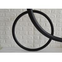 Wholesale Clincher Bicycle 700c Carbon Road Rims U Shape Hookless Design Cycle Rim from china suppliers