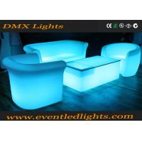 Wholesale Sectional sofas lighting nightclub bar lounge furniture Energy saving from china suppliers