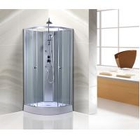Wholesale Professional Curved Corner Shower Units ,  850 X 850 Quadrant Shower Enclosure from china suppliers
