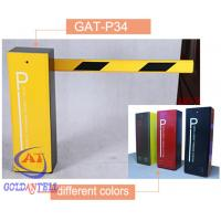 Wholesale Heavy Duty Boom Barrier Gate , drop arm barrier RFID card controlled durable motor from china suppliers