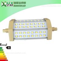 Wholesale 6000K 2835SMD Epistar 10W 118mm R7S Led Light, High Efficiency R7S LED Lamp from china suppliers