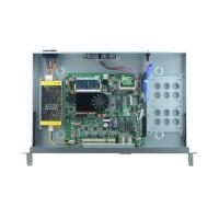 Wholesale Support Bypass Firewall Security Appliance With 4 Gigabit Lan , 2 Optical Fiber from china suppliers