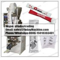Wholesale small sugar food packing machine , sugar packing machine , sugar bag packing machine from china suppliers
