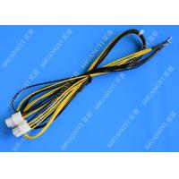 Quality Tin Plated Brass Pin Cable Harness Assembly 4.2mm Pitch For Electronics for sale