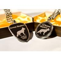 Quality hot styles promotion custom metal dog tag for sale