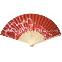Wholesale Popular Style Printed japanese paper fan for decorating with Blank or Printed Logo from china suppliers