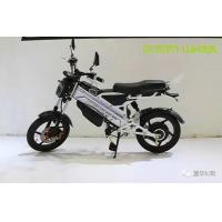 Wholesale Off Road Style Electric Moped Scooter , Motorised Battery Operated Scooter With Disc Brakes from china suppliers