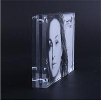 Wholesale acrylic photo frame with magnet acrylic photo block manufacturer from china suppliers