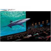Wholesale XD Simulator Cinema, 5D Movie Theater Factory With Projectors, Screen System from china suppliers