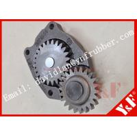 Wholesale PC200 - 8 Engine Oil Pump Komatsu Excavator Parts High Performance from china suppliers