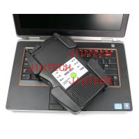 Wholesale Full Set Man Heavy Duty Truck Diagnostic Scanner 14.1 With E6420 Laptop T200 Usb Cable from china suppliers