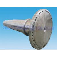 Wholesale Forged Steel Rotor Shafts , CNC Precision Turning Parts long shafts from china suppliers