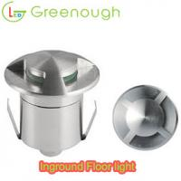 Wholesale Inground Light/Deck Light/Floor Light/Up Light /Floor Light GNH-IG-3W-I-B from china suppliers