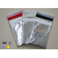 Wholesale No Itchy Heat Reflective Fiberglass Cloth Fireproof Bag For Document Cash Protection from china suppliers