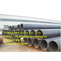 Buy cheap :lsaw, Dsaw Steel Pipe/longitudinal Welded Pipe from wholesalers