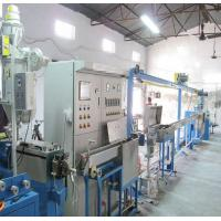 Buy cheap wire extrusion machine India FEP wire and cable manufacturing from wholesalers
