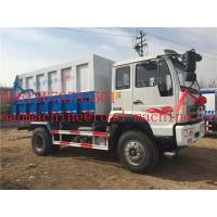 Wholesale Recycling 4x2 Garbage Compactor Truck With 20 Mpa Hydraulic System from china suppliers