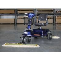 Buy cheap Dycon Patent Product Electrical Car Floor Cleaning Machine For Dry from wholesalers