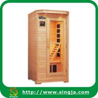 Wholesale Carbon Fiber Heather Far Infrared Sauna Cabin House(ISR-17) from china suppliers