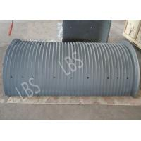 Wholesale Split Type Lebus Grooved Sleeves with Different Material / Carbon Steel and Stainless Steel from china suppliers