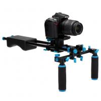 Wholesale DSLR Movie Kit Camera Shoulder Mount Steady with Follow Focus Matte Box from china suppliers