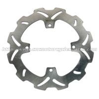 Wholesale 250mm Motorcycle Brake Disc / Brake Rotor Kits For Suzuki RMX 450 RMZ450 Silver from china suppliers