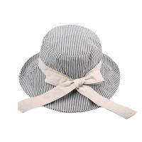 Wholesale Fashion Design Fisherman Bucket Hat Beach Cotton Brimmed Sun Protection from china suppliers